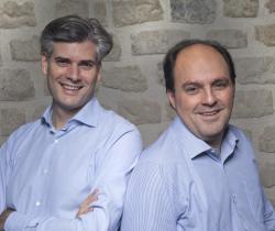 Florian Reinaud (président) et Goerges Aoun (directeur général), fondateurs de Concilio.