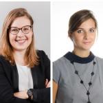 Anne Leleu-Eté et Marine Jégou, cabinet Axel Avocats