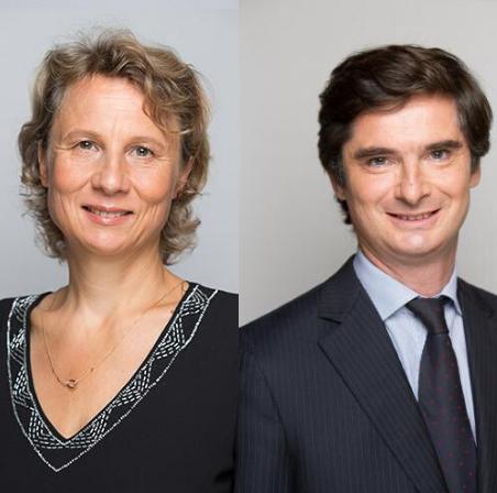 Sabine de Paillerets et Séverin Kullmann, avocats associés au sein du cabinet BCTG Avocats